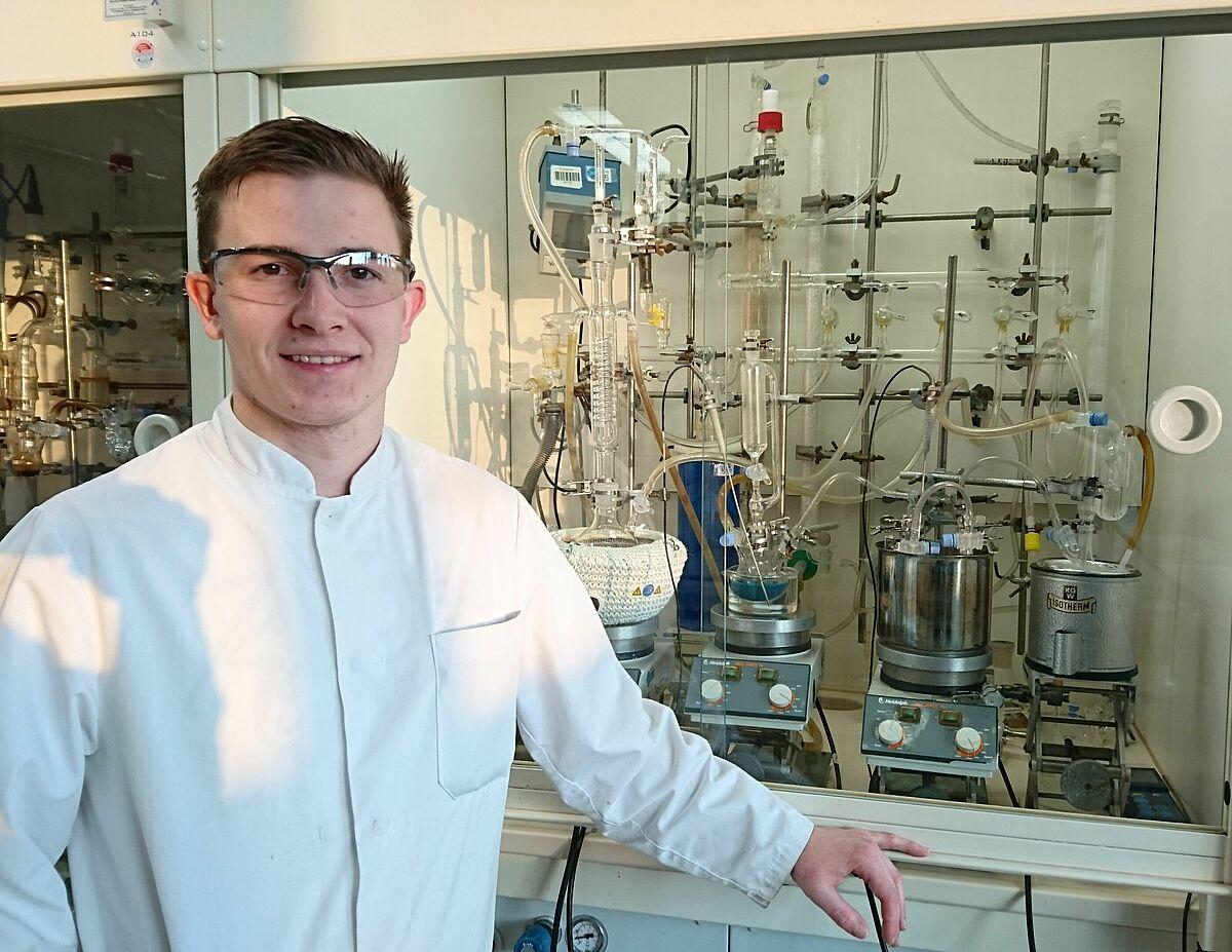 EWPC 2020 Kevin Bläsing - Anorganische Chemie